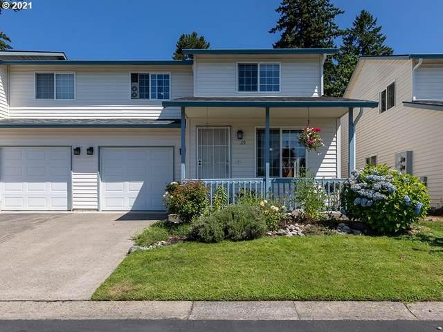 1660 N 18TH St #29, Washougal, WA 98671 (MLS #21659462) :: Keller Williams Portland Central