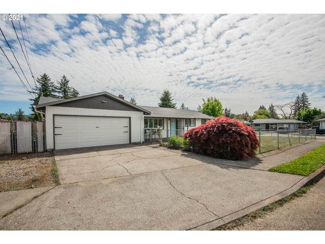 13410 SE Gladstone St, Portland, OR 97236 (MLS #21659492) :: Real Tour Property Group