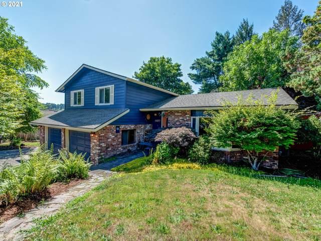 1497 Mesa Ave, Eugene, OR 97405 (MLS #21659543) :: McKillion Real Estate Group