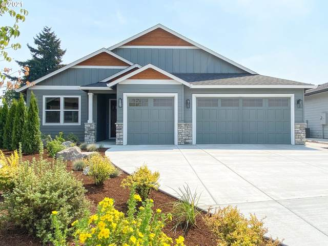 10219 NE 108TH St, Vancouver, WA 98662 (MLS #21659603) :: Townsend Jarvis Group Real Estate