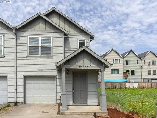 12253 SE Schiller St, Portland, OR 97236 (MLS #21659623) :: Premiere Property Group LLC
