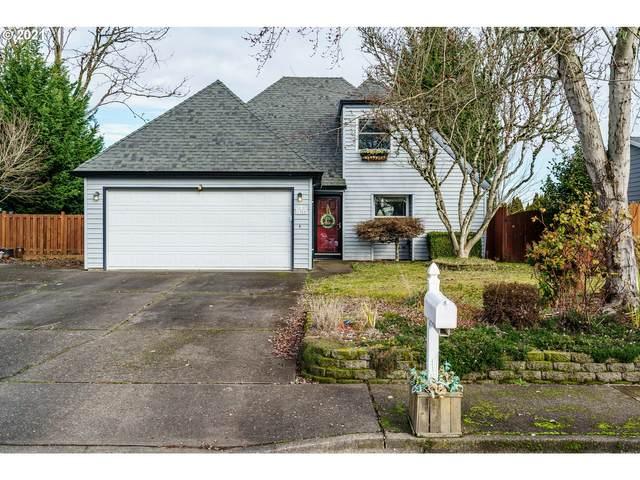 1341 SE Jacquelin Dr, Hillsboro, OR 97123 (MLS #21659632) :: Premiere Property Group LLC