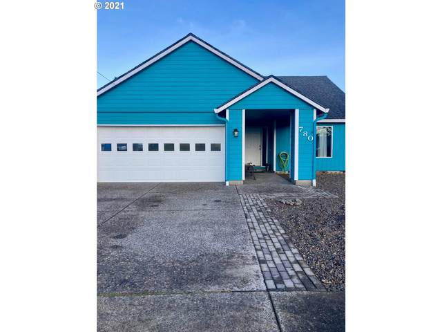 780 3rd Ave, Seaside, OR 97138 (MLS #21659661) :: Premiere Property Group LLC