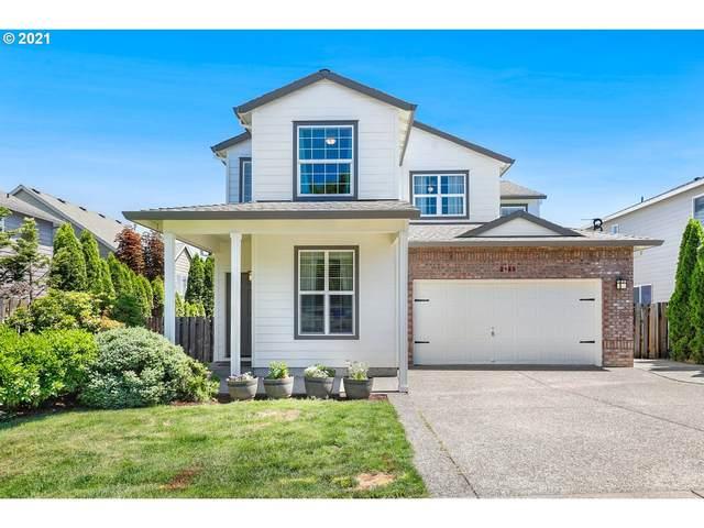 2940 SE Pheasant Ave, Gresham, OR 97080 (MLS #21659664) :: Song Real Estate