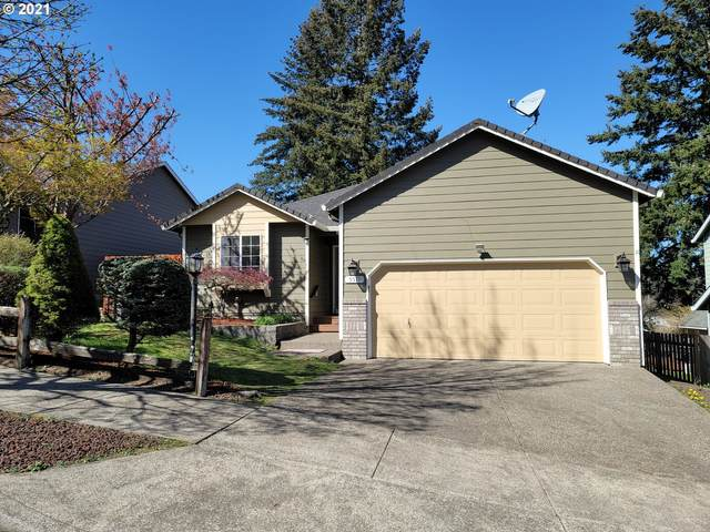 5511 SE 130TH Ave, Portland, OR 97236 (MLS #21659982) :: Holdhusen Real Estate Group