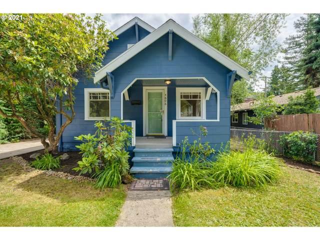 4606 SE Tolman St, Portland, OR 97206 (MLS #21660075) :: The Haas Real Estate Team