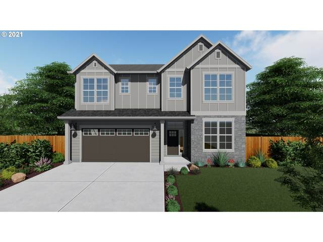 7656 NW 167th (Lot 115) Ave, Portland, OR 97229 (MLS #21660807) :: Real Tour Property Group
