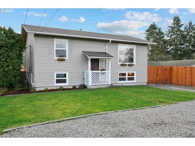 9306 SE Lincoln St, Portland, OR 97216 (MLS #21660911) :: Premiere Property Group LLC