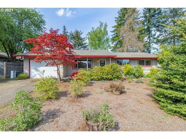 13465 SW Brightwood St, Beaverton, OR 97005 (MLS #21660932) :: Stellar Realty Northwest