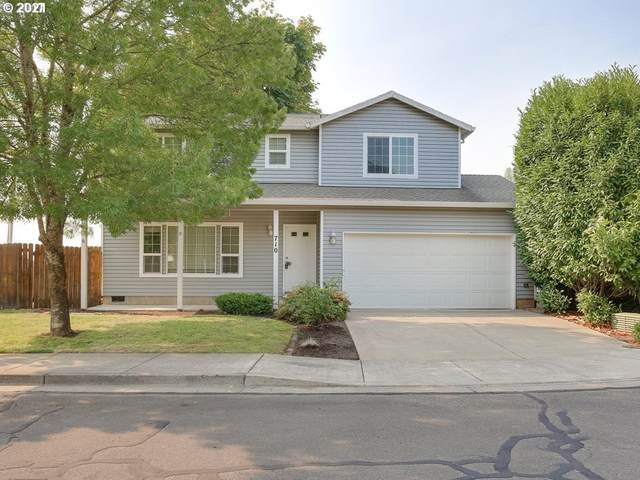710 E Earl Ct, Newberg, OR 97132 (MLS #21661128) :: Townsend Jarvis Group Real Estate