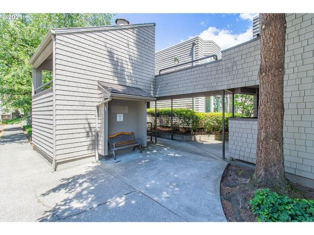 5858 S Riveridge Ln #14, Portland, OR 97239 (MLS #21661402) :: Holdhusen Real Estate Group