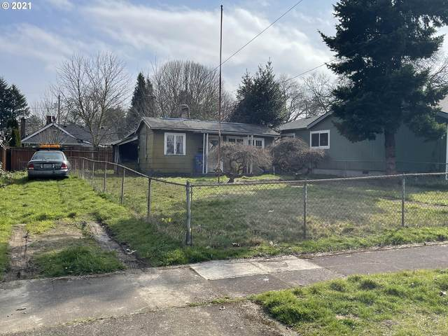 9448 N Tyler Ave, Portland, OR 97203 (MLS #21661617) :: Fox Real Estate Group