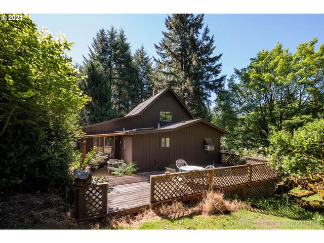 75174 Lost Creek Rd, Clatskanie, OR 97016 (MLS #21662021) :: Next Home Realty Connection
