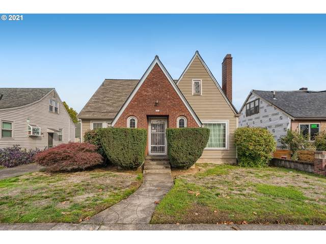 415 N Lombard St, Portland, OR 97217 (MLS #21662489) :: Song Real Estate