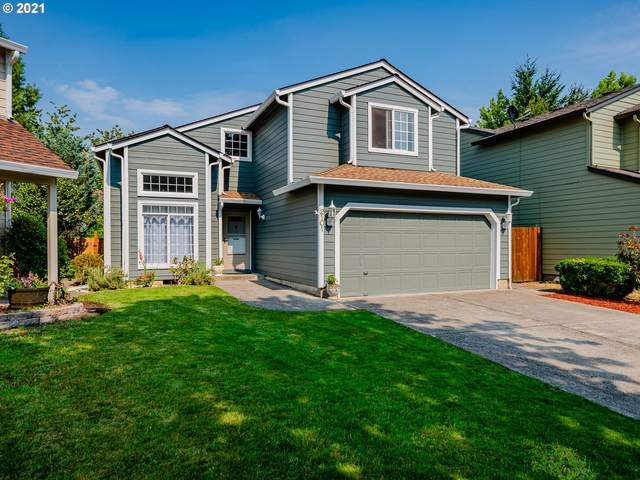 2101 SE 183RD Ave, Vancouver, WA 98683 (MLS #21662558) :: Coho Realty
