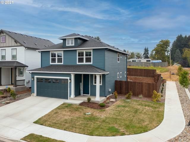 12903 NE 63RD Ave, Vancouver, WA 98686 (MLS #21662889) :: Triple Oaks Realty