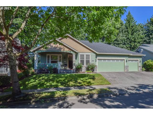 3107 NE 175TH Ave, Vancouver, WA 98682 (MLS #21662926) :: The Haas Real Estate Team