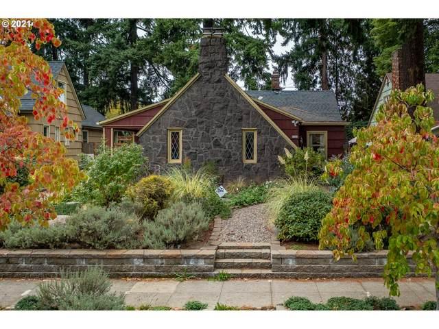 6125 N Michigan Ave, Portland, OR 97217 (MLS #21663040) :: The Haas Real Estate Team