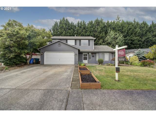 15307 NE 84TH St, Vancouver, WA 98682 (MLS #21663221) :: The Haas Real Estate Team