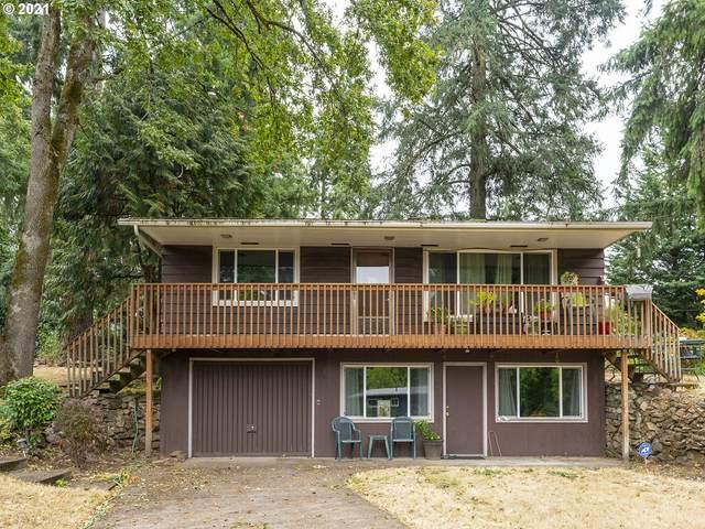 13710 SE Maloy Ln, Milwaukie, OR 97222 (MLS #21663335) :: Fox Real Estate Group