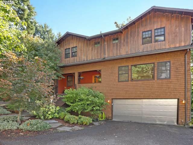 3726 SW Sweetbriar Dr, Portland, OR 97221 (MLS #21663465) :: Real Estate by Wesley