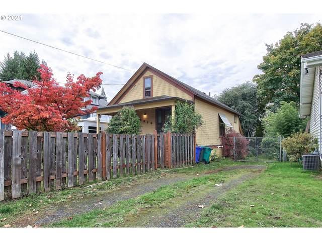 3816 SE Gladstone St, Portland, OR 97202 (MLS #21664067) :: Keller Williams Portland Central
