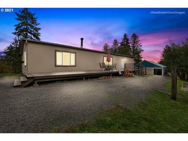 67338 Jones Rd, Rainier, OR 97048 (MLS #21664205) :: Holdhusen Real Estate Group