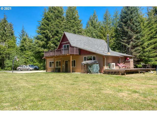 93802 Pickett Ln, Coos Bay, OR 97420 (MLS #21664575) :: Townsend Jarvis Group Real Estate