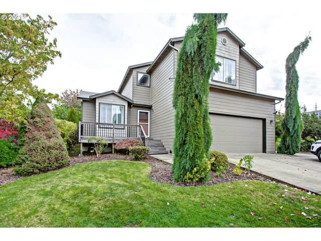 15155 SE Aston Loop, Portland, OR 97236 (MLS #21664592) :: Holdhusen Real Estate Group