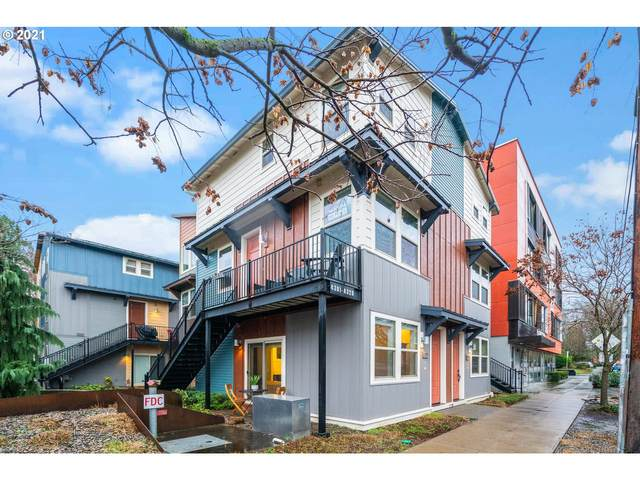 4329 SE Division St A, Portland, OR 97206 (MLS #21664878) :: Next Home Realty Connection