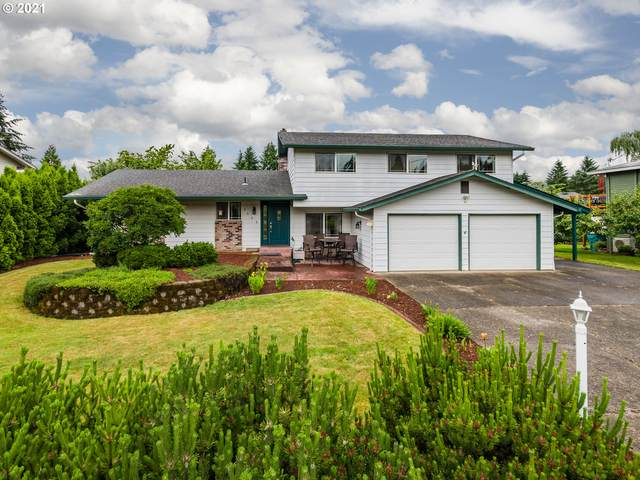 4600 NE 114TH St, Vancouver, WA 98686 (MLS #21665119) :: The Pacific Group
