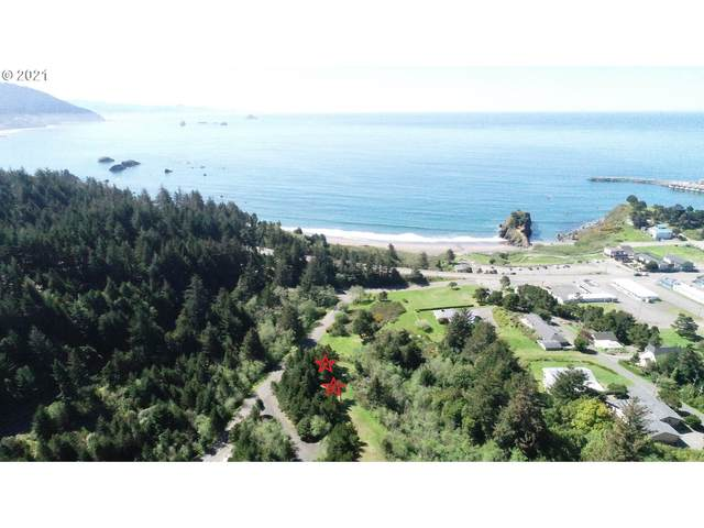 0 Stagecoach Ln 4 & 5, Port Orford, OR 97465 (MLS #21665144) :: Beach Loop Realty