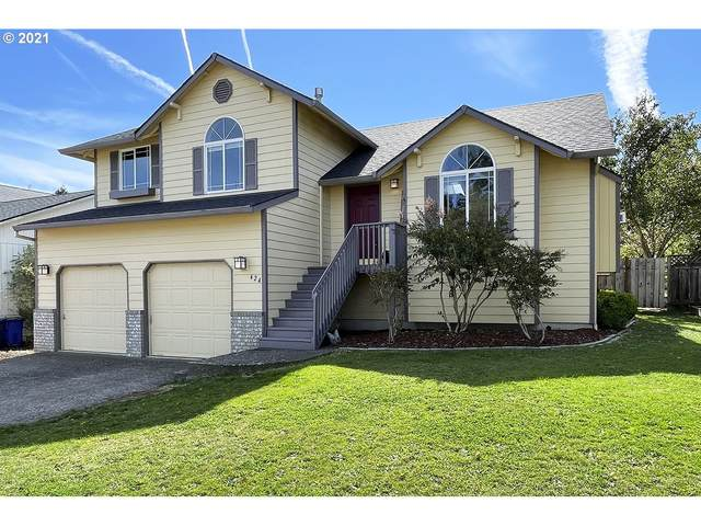 424 SE 10TH St, Troutdale, OR 97060 (MLS #21665397) :: Coho Realty