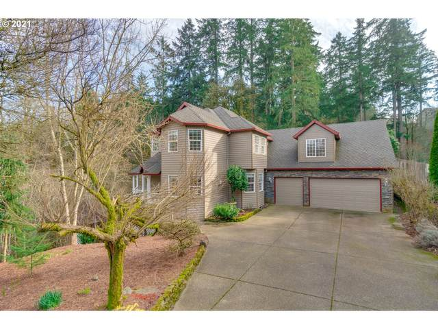 12790 SW Ridgefield Ln, Tigard, OR 97223 (MLS #21665414) :: Tim Shannon Realty, Inc.