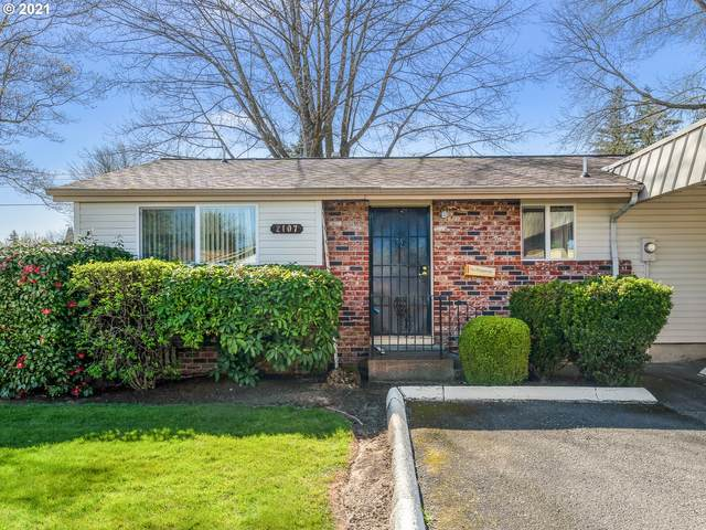 2107 SE 148TH Pl, Portland, OR 97233 (MLS #21665527) :: RE/MAX Integrity