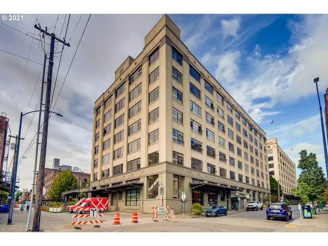 1314 NW Irving St #510, Portland, OR 97209 (MLS #21666186) :: The Liu Group