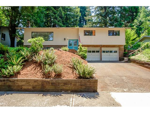 186 Kevin Way SE, Salem, OR 97306 (MLS #21666383) :: Brantley Christianson Real Estate