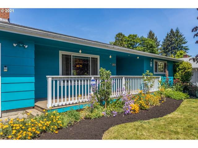 253 E Rosewood Ave, Eugene, OR 97404 (MLS #21666566) :: Song Real Estate