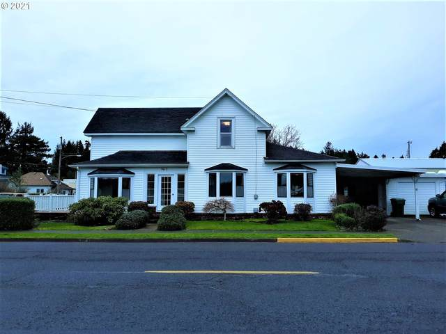 1613 1ST St, Florence, OR 97439 (MLS #21666570) :: Townsend Jarvis Group Real Estate