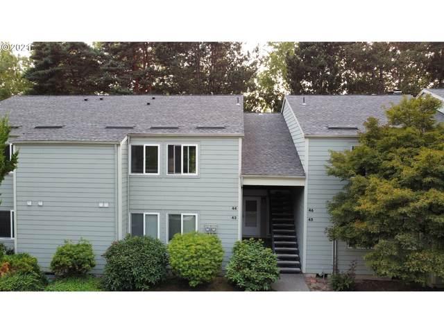 5150 NW Neakahnie Ave #44, Portland, OR 97229 (MLS #21666612) :: Keller Williams Portland Central