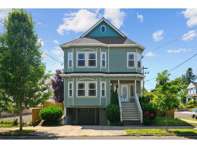 4239 NE 7TH Ave, Portland, OR 97211 (MLS #21667213) :: Song Real Estate