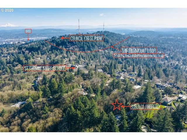 SW Greenleaf Dr, Portland, OR 97221 (MLS #21667519) :: Holdhusen Real Estate Group