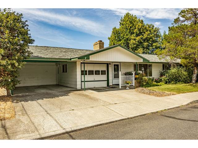 1101 Wright St, The Dalles, OR 97058 (MLS #21667853) :: Beach Loop Realty