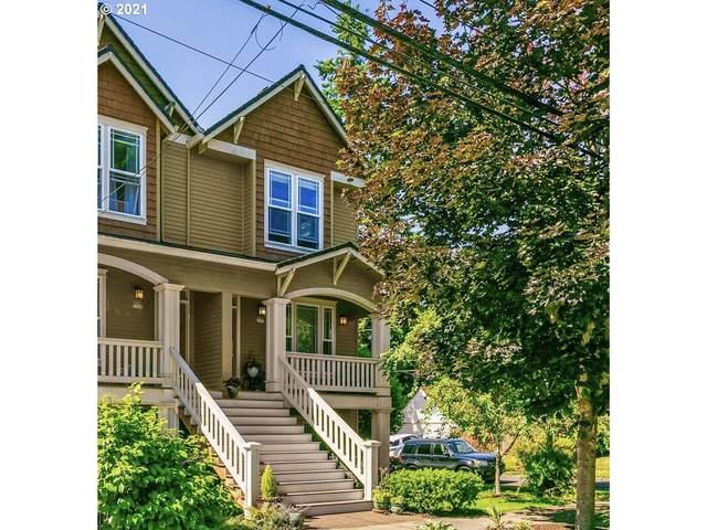 3502 NE Hancock St, Portland, OR 97212 (MLS #21668063) :: Real Tour Property Group