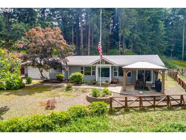 41402 NE Dobler Hill Rd, La Center, WA 98629 (MLS #21668221) :: Duncan Real Estate Group
