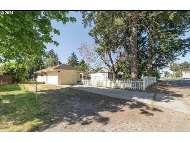 11566 SE Powell Blvd, Portland, OR 97266 (MLS #21668499) :: Change Realty