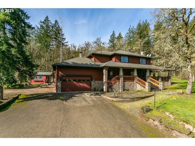 231 SW Forest Cove Rd, West Linn, OR 97068 (MLS #21668630) :: Stellar Realty Northwest