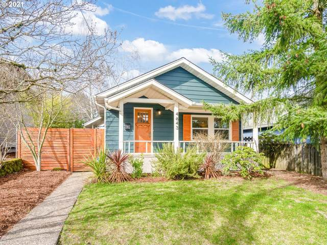 4643 NE 32ND Ave, Portland, OR 97211 (MLS #21668759) :: Gustavo Group