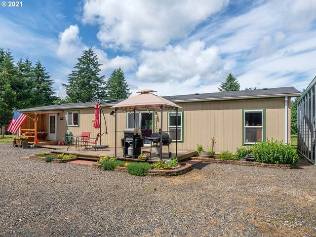 31411 New Kirk Rd, Scappoose, OR 97056 (MLS #21668846) :: McKillion Real Estate Group