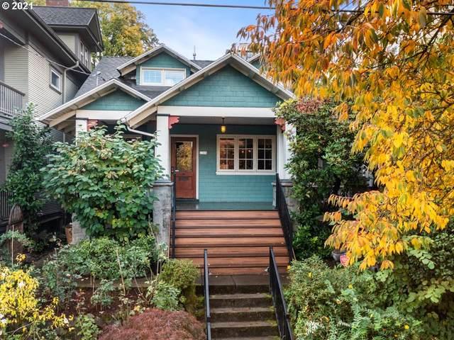 2366 NW Glisan St, Portland, OR 97210 (MLS #21669128) :: Gustavo Group